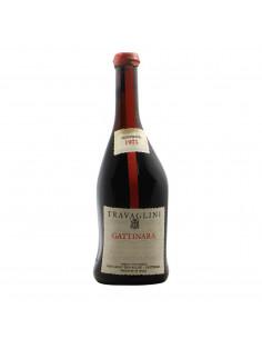 GATTINARA 1975 TRAVAGLINI Grandi Bottiglie