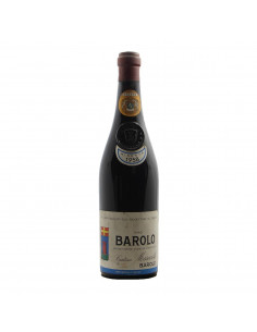 BAROLO RISERVA CLEAR COLOR 1958 BARTOLO MASCARELLO GRANDI