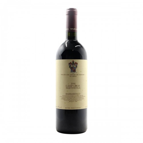 Barbaresco Camp Gros Martinenga 2006