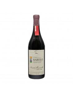 Barolo Bartolo Mascarello 1983 Grandi Bottiglie