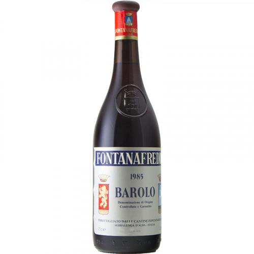 Fontanafredda Barolo 1985 Grandi Bottiglie