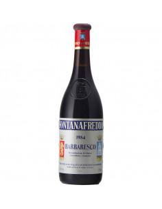 BARBARESCO 1984 FONTANAFREDDA Grandi Bottiglie