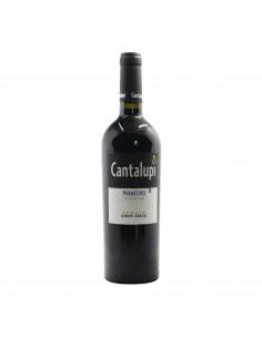 Conti Zecca Primitivo Cantalupi 2018 Grandi Bottiglie