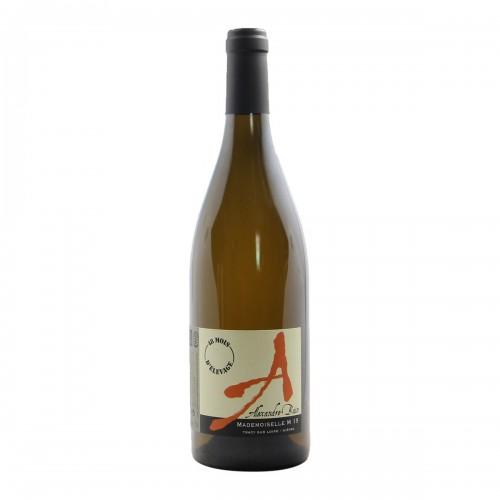 Alexandre Bain Vin de France Sauvignon Mademoiselle M 2015 Grandi Bottiglie