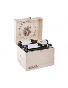 Cassa Cru collection Produttori del Barbaresco 2015 Grandi Bottiglie