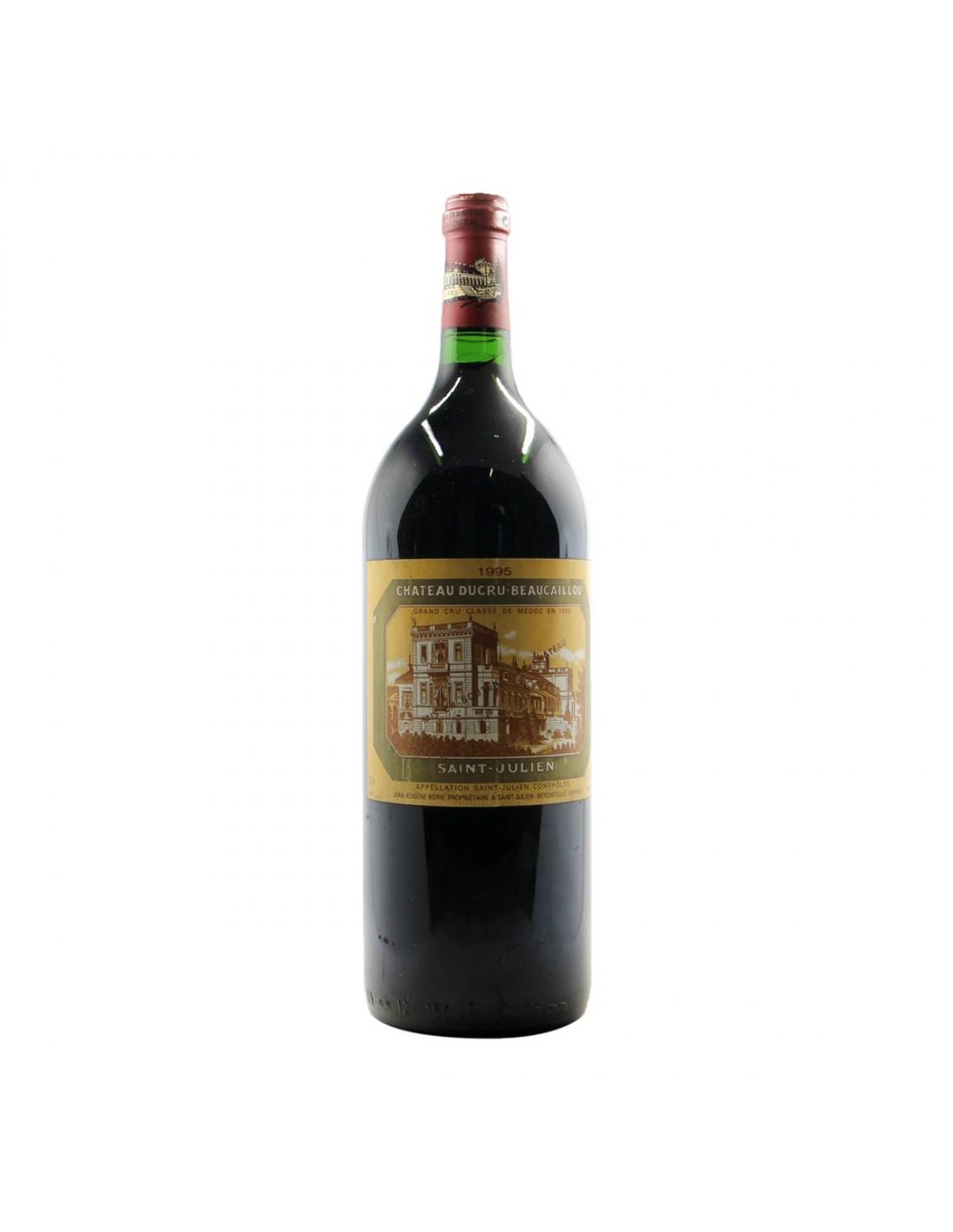 CHATEAU DUCRU BEAUCAILLOU MAGNUM 1995 Grandi Bottiglie