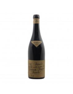 Barolo 1960 Ristorante Borgogno Grandi Bottiglie