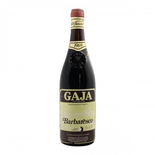 Gaja Barbaresco 1969 Grandi Bottiglie