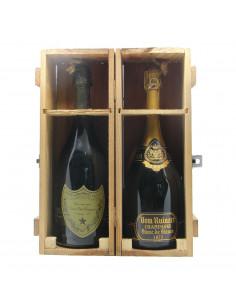 Dom Perignon & Dom Ruinart 1973 Confezione Regalo Grandi Bottiglie
