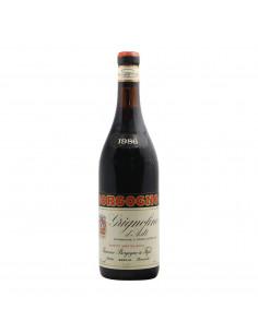 Borgogno Grignolino d Asti 1986 Grandi Bottiglie