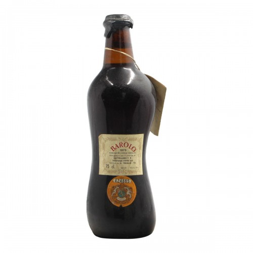 Cappellano Barolo Troglia 1973 Grandi Bottiglie