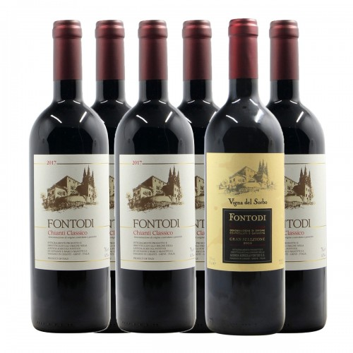 FONTODI PACK WITH 1 BOTTLE FOR FREE
