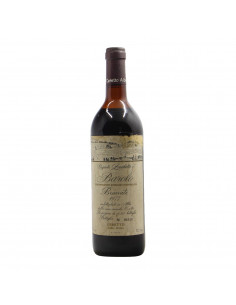 BAROLO BRUNATE 1977