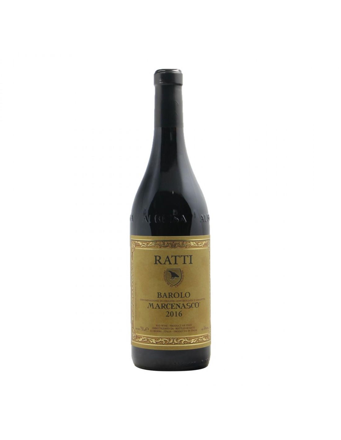 BAROLO MARCENASCO 2016 RATTI Grandi Bottiglie