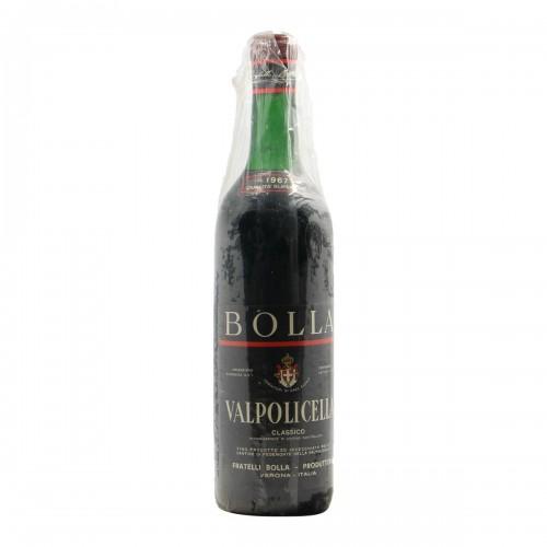 VALPOLICELLA 1967 BOLLA Grandi Bottiglie