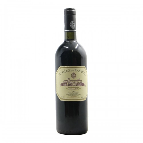VIGNA D'ALCEO 2004 CASTELLO DI RAMPOLLA Grandi Bottiglie