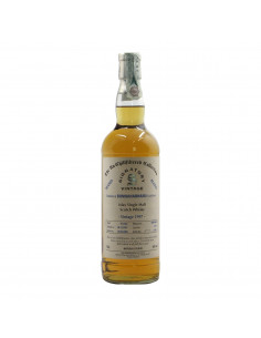 ISLAY SINGLE MALT SIGNATORY VINTAGE BOTTLED 2008 1997 BUNNAHABHAIN Grandi Bottiglie