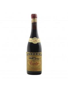 BAROLO 1967 ODDERO LUIGI Grandi Bottiglie