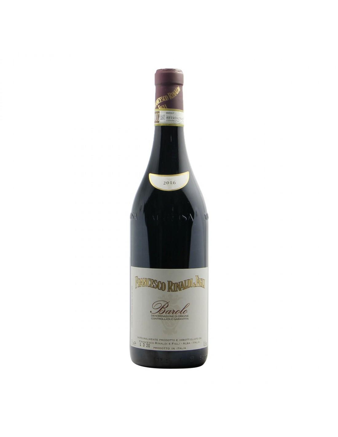 Francesco Rinaldi Barolo 2016 Grandi Bottiglie
