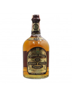 Chivas regal scotch whisky...