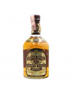 Chivas regal blended scotch whisky 12 YO 75CL NV CHIVAS REGAL Grandi Bottiglie