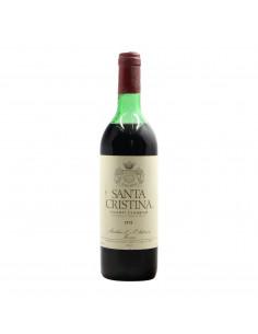 CHIANTI CLASSICO SANTA CRISTINA 1978 ANTINORI Grandi Bottiglie