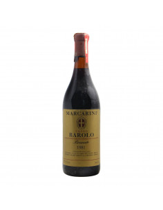 BAROLO BRUNATE  1981
