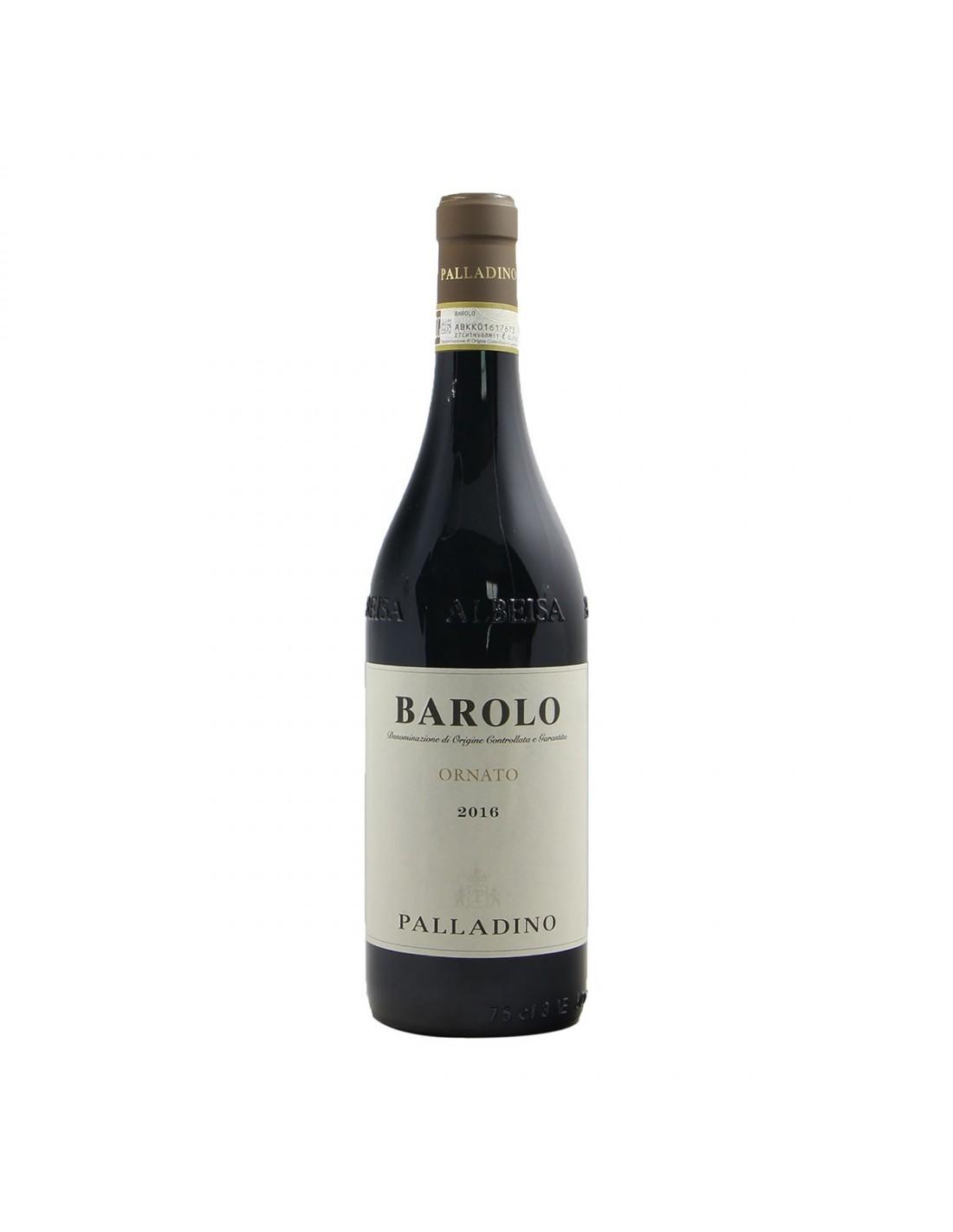 BAROLO ORNATO 2016 PALLADINO Grandi Bottiglie