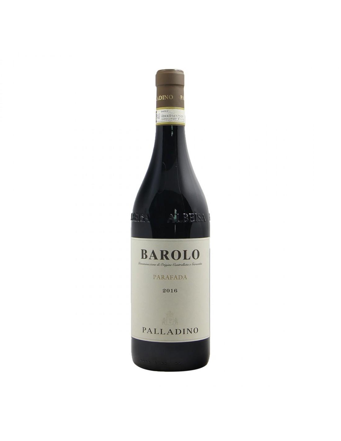 BAROLO PARAFADA 2016 PALLADINO Grandi Bottiglie