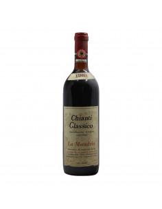 CHIANTI CLASSICO 1981 LA MANDRIA Grandi Bottiglie