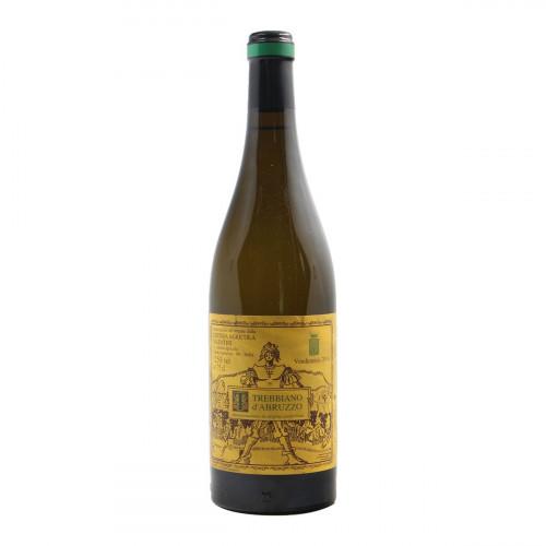 Trebbiano d'Abruzzo 2016 Valentini Grandi Bottiglie