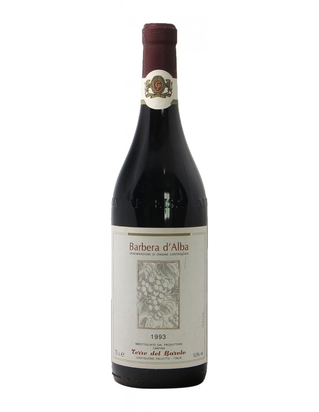 BARBERA D'ALBA 1993 TERRE DEL BAROLO Grandi Bottiglie