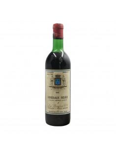 Bordeaux Rouge 1966