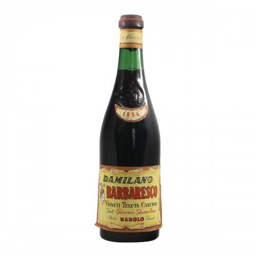 BAROLO CANUBIO 1954