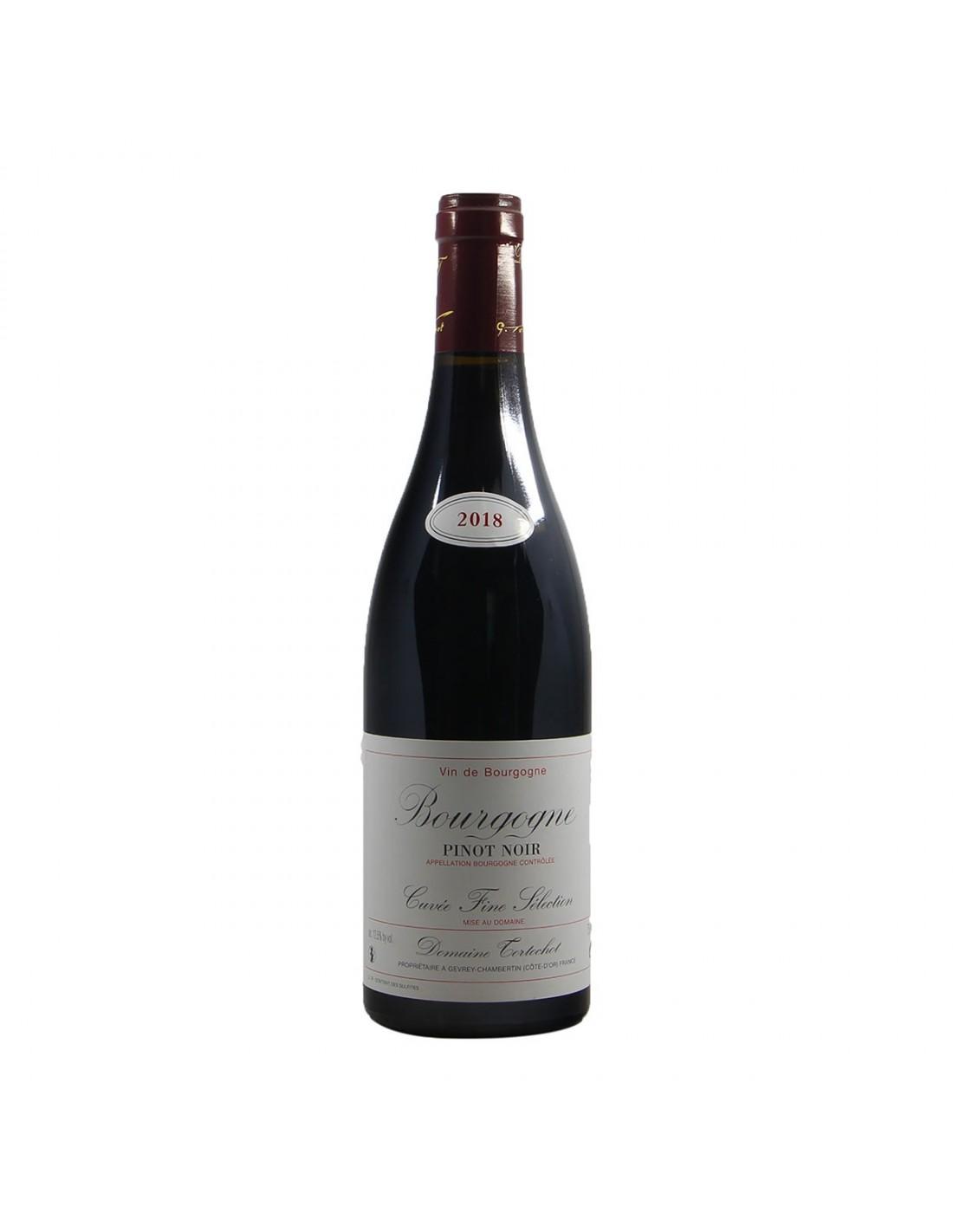 BOURGOGNE ROUGE CUVEE FINE SELECTION 2018 TORTOCHOT Grandi Bottiglie
