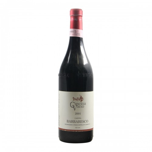 BARBARESCO CANOVA 2001