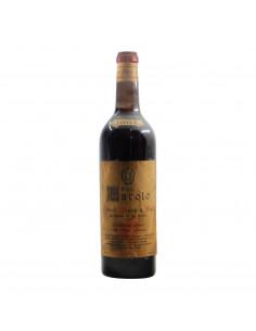 BAROLO 1964 VIBERTI MARIO Grandi Bottiglie
