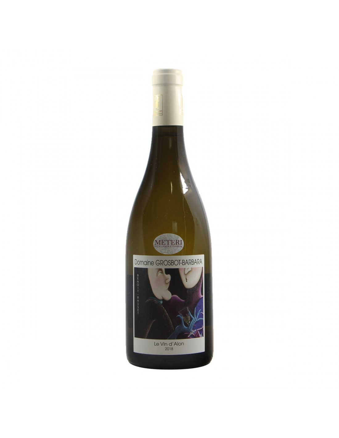 LE VIN D'ALON 2018 D. GROSBOT-BARBARA Grandi Bottiglie
