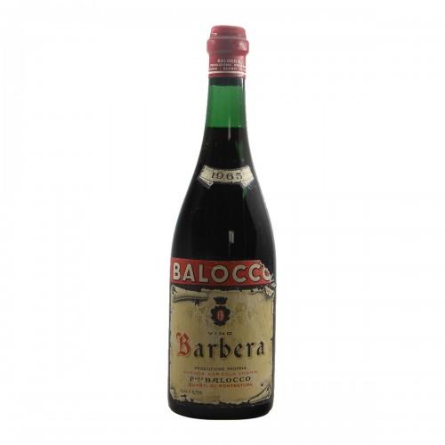 BARBERA 1965 BALOCCO Grandi Bottiglie