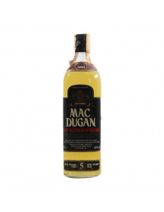 MAC DUGAN OLD SCOTCH WHISKY 5 Y DIST. 1981 KYLES BLENDING COMPANY Grandi Bottiglie