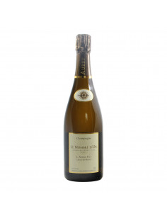 CHAMPAGNE LE NOMBRE D'OR SABLE BLANC DES BLANCS 2014 AUBRY Grandi Bottiglie