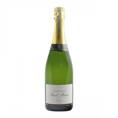 Champagne Brut Reserve Grand Cru