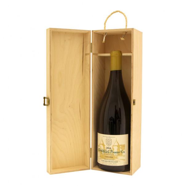 Cassetta in legno per vino personalizzata - 1 bottiglia magnum - Ilva Magnum WINE ATTACH Grandi