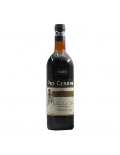 Pio Cesare Nebbiolo d'Alba 1980 Grandi Bottiglie