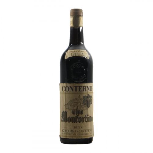 Giacomo Conterno Monfortino Riserva 1961 Grandi Bottiglie