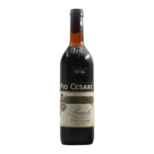 Pio Cesare Barolo 1974 Grandi Bottiglie