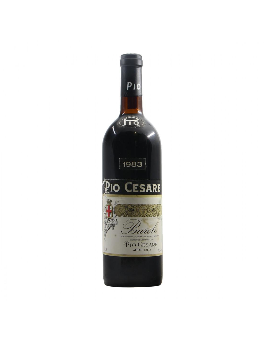 Pio Cesare Barolo 1983 Grandi Bottiglie