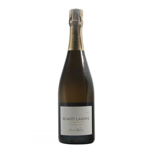 Benoit Lahaye Champagne Brut Nature NV Grandi Bottiglie