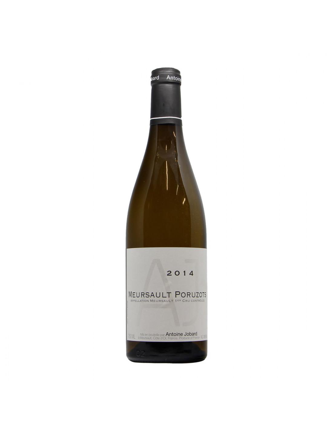 MEURSAULT PORUZOTS 1ER CRU 2014 ANTOINE JOBARD Grandi Bottiglie