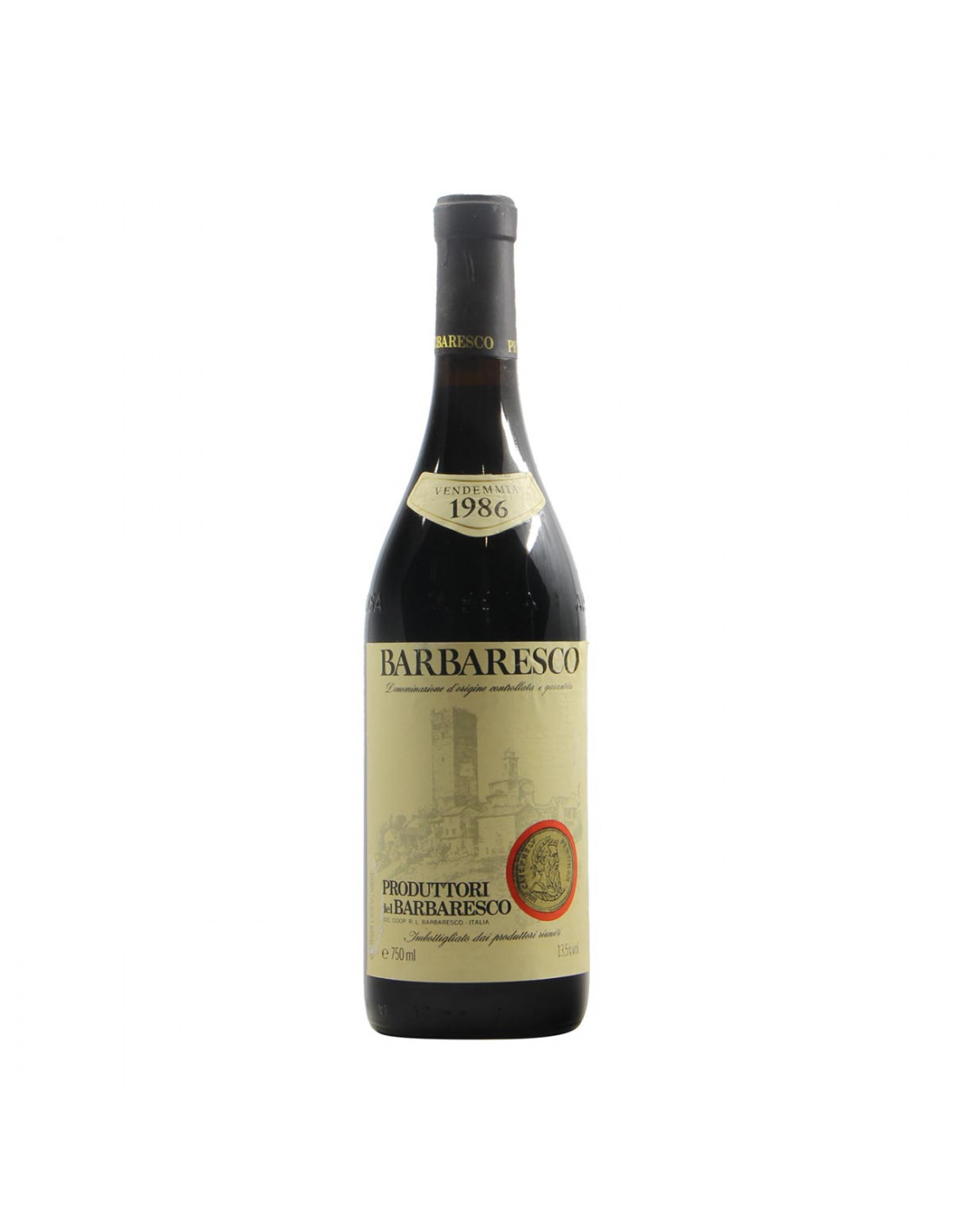 Produttori del Barbaresco Barbaresco 1986 Grandi Bottiglie